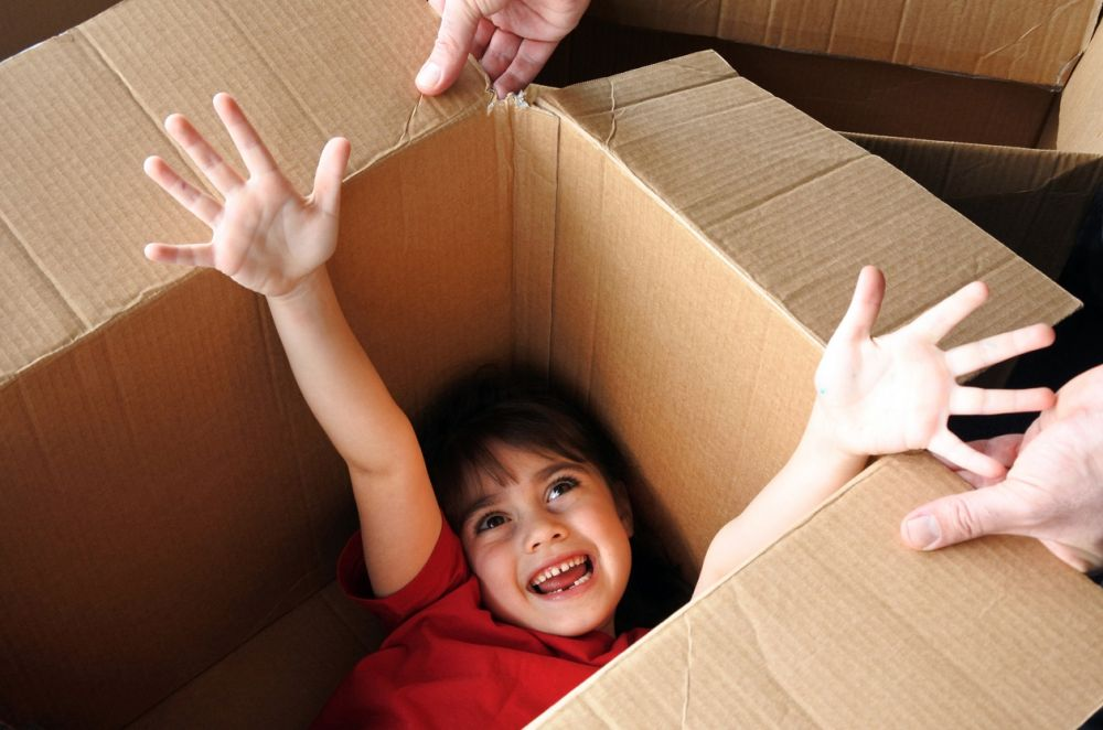How to make moving house easier on the family